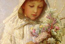Passionate Portrait Paintings / Portrait Paintings