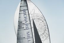Les Voiles de Saint-Barth / This board is related with one of our most exclusive and exotic events, a sailing race taking place in the Caribbean.