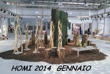 HOMI 2014 / Le foto della Fiera della Casa edizione Gennaio 2014