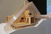 Architect Model&Miniature