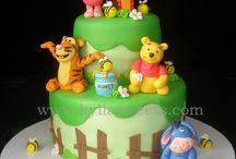 Nicos bday- cakes