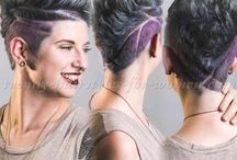 hair tattoo for women / hair tattoo for women