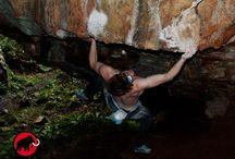 Climbing / Climbing mountains and rocks