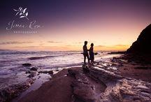 Dion & Vidi's Sunrise Engagement Session