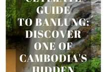 Cambodia Travel Destinations / These ULTIMATE GUIDES are everything you need to know to plan your trip to the given destinations of Cambodia. Stay tuned for more!