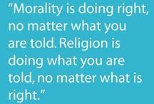 Secular Humanism / . / by Samantha Hunter