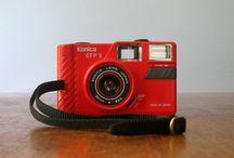 konica camera's