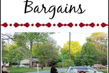 BARGAINS / by Sonya Carpenter