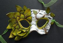 maska na karneval