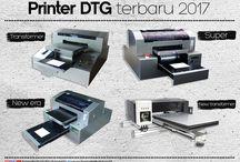 Info Harga Printer DTG Murah