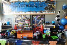 Birthday / Monster Truck