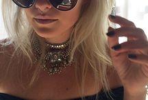 sunny & 75 ;-) / by jenna brinks