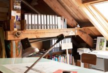 Sustainable Wood Decor / Your workspace