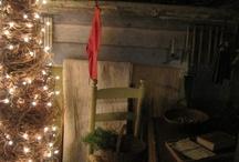 A Primitive Christmas / by Jo Howard
