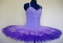 tutu skirts of ballet