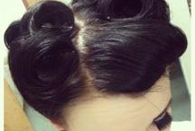 Hair  / by Ida T