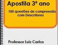 APOSTILA COM DESCRITORES 3º ANO