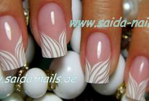 french nail ideas