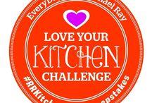 Kitchen challenge / by Vikaya Hilmy