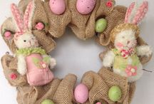 Easter Parade / Easter dresses, eggs, ideas and thoughts.