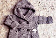 Children knittings