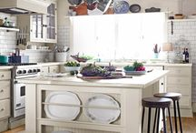 Kitchen Islands / by Marsha Wilson