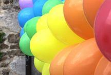 Birthday Party decor/ideas/favors / by Nettifer Watts