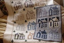 House & Building Quilts