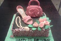 Birthday cake / Birthday cake for 40 years old
