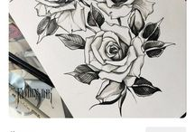 • TATTOO sketches