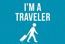 I'm a Traveler! / I'm a Traveler!