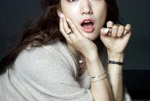 Park Shin Hye / Park Shin Hye for AGATHA Paris