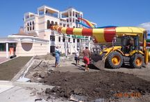 Sunset Resort Water Park - Construction Updates - 06.07.2016
