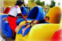 Theme parks for young kids