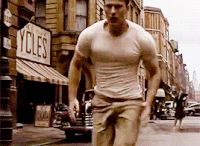 Chris Evans/Steve Rogers