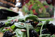 Salads mmmm food for the soul  :-)