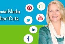 Social Media Shortcuts / www.SocialMediaShortCut.com Has all the lastest social media shortcut tips for how to maximise social media for your business in the minimum amount of time.