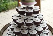Wedding cup cakes