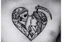Top inks / Tatts