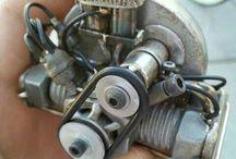 Miniature engines vw