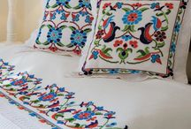 Turkish embroidery?