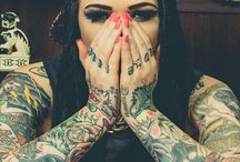 Girls with tattoos ❤️