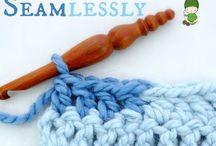 Crochet stitches & tips
