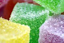 Zele cukriky