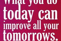 Mottos I love