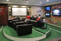 man caves / by Tia .