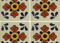 Hand Made and Hand Painted Tiles