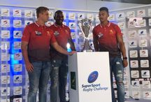 SuperSport Rugby Challenge Launch / Sound, Lighting, LED Screen, Set & Stage
