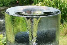 Water Features / Collection of Water feature ideas for my small backyard.