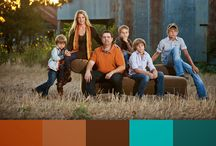 Family Pic Colors